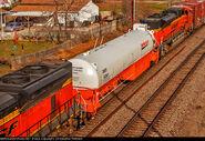 BNSF LNG Diesels