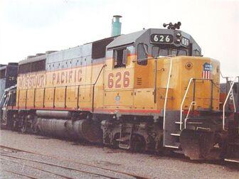 MP GP40 unit