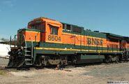 BNSF B40-8