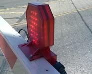 Unidentified L.E.D. Gate Light 03