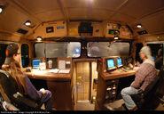 NS C40-8W Cab Interior