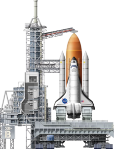 Launch Pad 39B