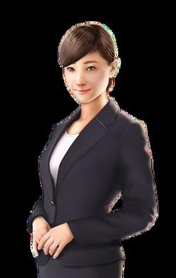 Portrait full Ling