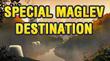 Destino especial de Ethan II Special Maglev