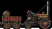 Stephenson Rocket