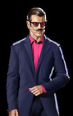 Portrait full Giovanni