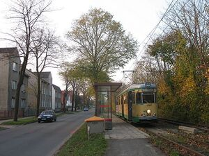 Alt-Rüdersdorf lijn88 GT6