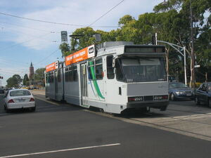 SydneyRoad lijn19 Bclass