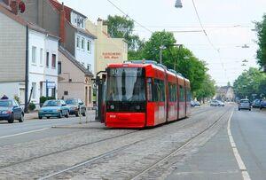 Altenescher Straße lijn10.JPG