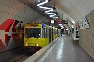 Altenessen lijnU11 B
