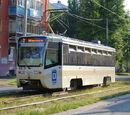 Яраслаўскі трамвай