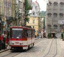 Трамвай № 1 (Львоў)