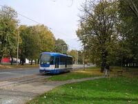 Renewed Osijek Tram