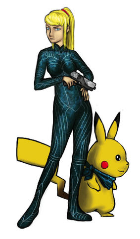 File:Samus and Pikachu.png