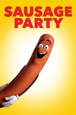 Columbia Pictures' Sausage Party - iTunes Movie Poster