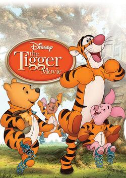 Disney's The Tigger Movie - iTunes Movie Poster