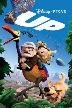 Disney and Pixar's Up - iTunes Movie Poster