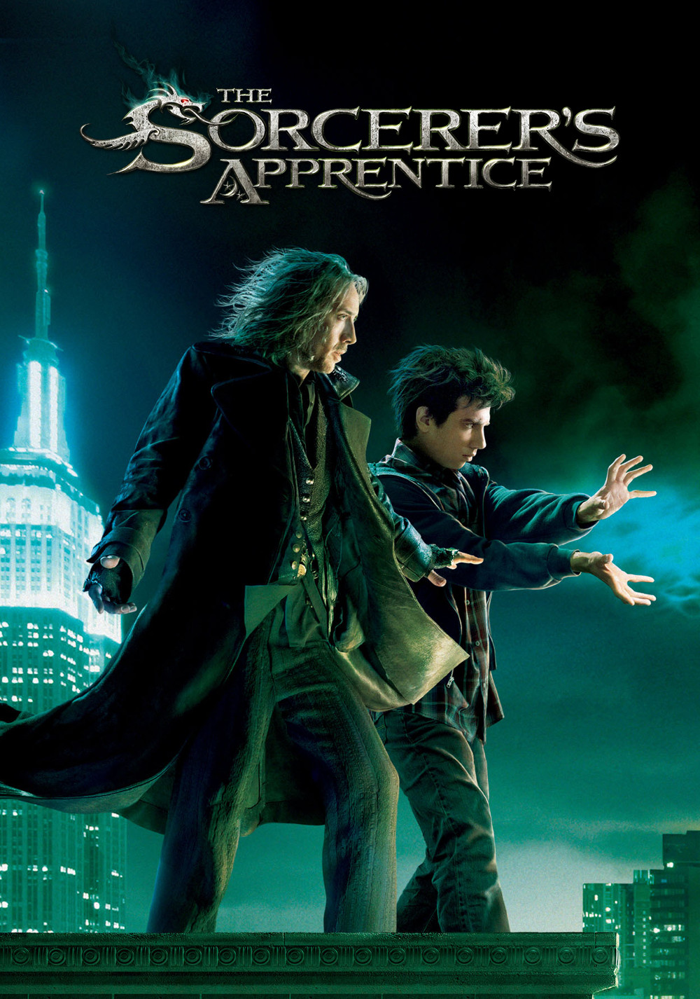 The sorcerers apprentice intro celebrity