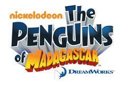 DreamWorks' The Penguins of Madagascar - TV Series Logo