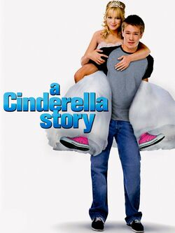 A Cinderella Story - iTunes Movie Poster