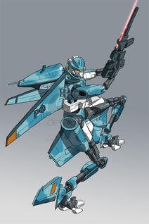 Stratosphera Robot Form