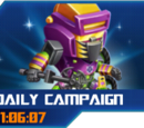 Event Daily August