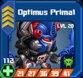 M S Sup - Optimus Primal box 20