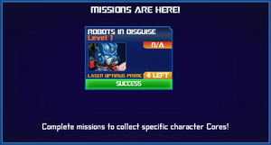 Mission help 1