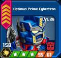 A E Sol - Optimus Prime Cybertron box 26