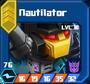 D R Sco - Nautilator box 18