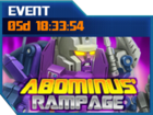 Ui event abominus rampage