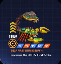 P S Hun - Quickstrike Fuzor pose 2