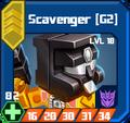 D R Sup - Scavenger G2 box 18