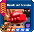 D E Hun - Knock Out Armada box 26