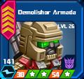 D E Sco - Demolishor Armada box 26