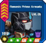D E Sol - Nemesis Prime Armada box 26