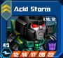 D U Sco - Acid Storm U box 12