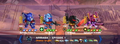 T armada episode 1 optimus prime a xxx
