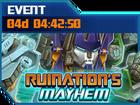 Ui event ruinations mayhem