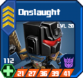 D S Sup - Onslaught box 20