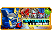 Transformers Til All are One!