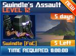 M wave5 lev12 swindles assault
