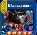 D R Sco - Starscream R box 18