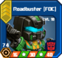 A R Hun - Roadbuster FOC box 18