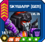 D E Sol - Skywarp GEN box 26