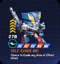 A E Sco - Smokescreen G1 pose