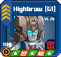 A S Hun - Highbrow G1 box 20