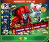 P autobots special optimus maximus awake