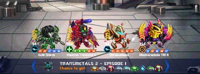 T transmetals 2 episode 1 x megatron transmetal ii xx
