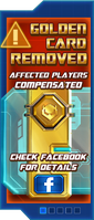 Ui golden card removed
